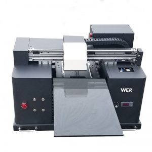 2018 A3 کوچک چاپگر کوچک تی شرت ارزان برای طراحی DIY WER-E1080T