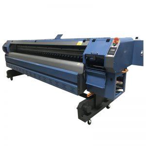 3.2M Konica 512i printhead دیجیتال وینیل ورق فلورسنت چاپگر حلقوی / پلاتر / ماشین چاپ WER-K3204I