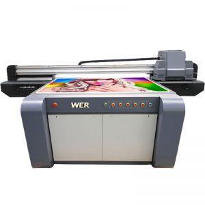 اثر 3D UV چاپگر پرینتر، چاپگر سرامیک، دستگاه چاپ کاشی در چین WER-EF1310UV