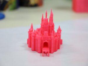 یک راه حل چاپ سه بعدی