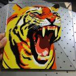 یک راه حل چاپ شیشه ای