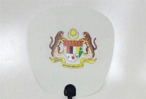 نمونه پنکه پلاستیکی چاپ شده توسط A1 چاپگر اشعه ماوراء بنفش 6090UV