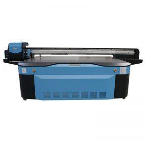 دستگاه چاپ دیجیتال پرینتر UV دستگاه بزرگ 2500X1300 WER-G2513UV