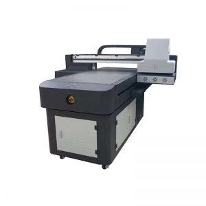 WER-ED6090UV یکپارچهسازی با سیستمعامل چند منظوره چند منظوره پرینتر جوهر افشان دیجیتال 3D کاشی سرامیک UV