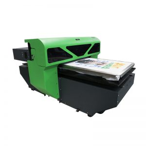 بهترین کیفیت 8 عیار دیجیتال A2 DTG چاپگر / A3 تی شرت ماشین چاپ WER-D4880T