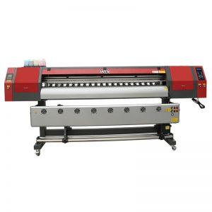 چینی بهترین قیمت تی شرت چاپ بزرگ دستگاه چاپ پلاتر چاپگر جوهر افشان دیجیتال تزئینی WER-EW1902