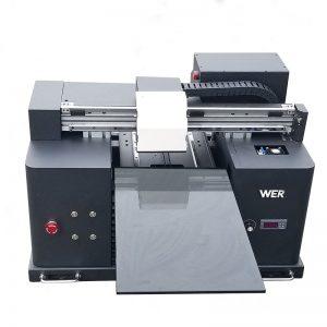 چاپگر دیجیتال برای تی شرت / چاپ تی شرت دستگاه / DTG تی شرت با چاپ طراحی سفارشی WER-E1080T