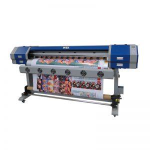 ماشین چاپ دیجیتال دیجیتال و دستگاه تصعید V22 V25 با چاپگر DX5 یا E5113 WER-EW160