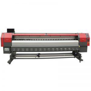 چاپگر اکولوژیکی حلال dx7 سر 3.2 متری چاپگر دیجیتال بنر، چاپگر وینیل WER-ES3202