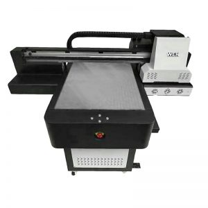 کارخانه ارزان قیمت دیجیتال مسطح نساجی تی شرت مستقیم به چاپگر WER-ED6090T
