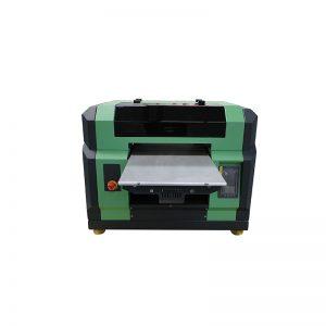 قیمت مناسب برای a3 a4 flatbed WER-E2000UV uv led printer با dx5 head 8 colors