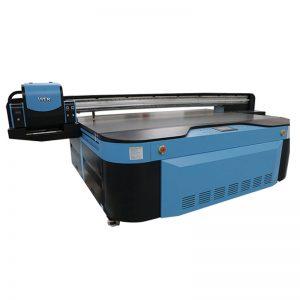 چاپگر UV با کیفیت بالا پرینتر برای دیوار / کاشی سرامیک / عکس / چاپ اکریلیک / چوب WER-G2513UV