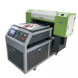 ماشین چاپ T-shirt با وضوح بالا A1 برای لباس WER-EP6090T